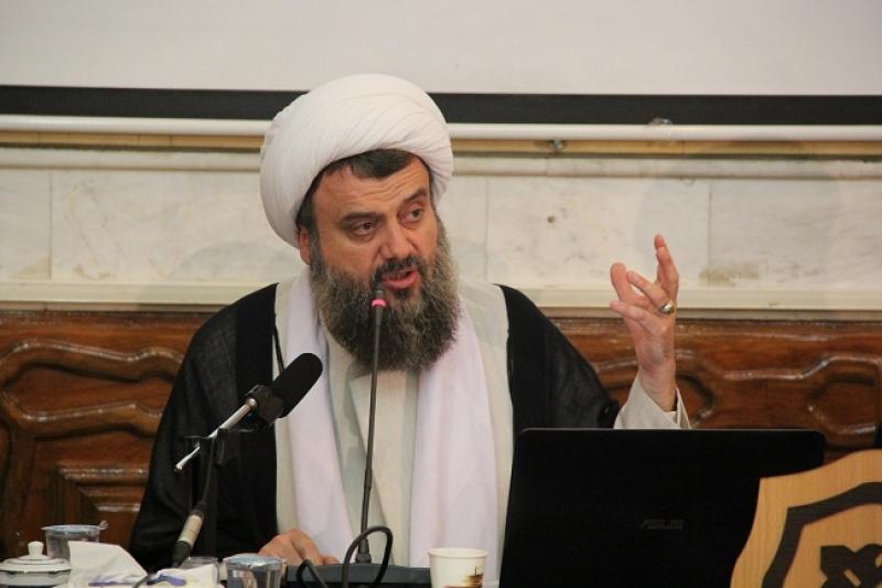 انتقاد آیتالله هادوی تهرانی از کمتوجهی برخی مسئولان به بیتالمال