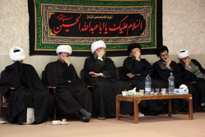 مجلس عزاداری ایام فاطمیه دوم در دفتر آیت الله هادوی تهرانی برگزار میشود