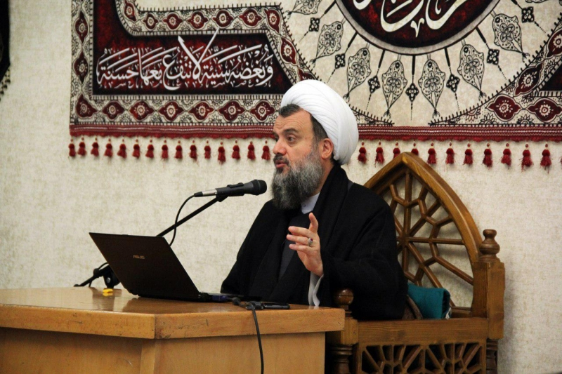 ادامه تعطیلی دفتر و دروس خارج آیت الله هادوی تهرانی تا 22 فروردین ماه